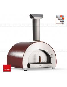 Oven 5 Minuti Wood Alfa Forni A32-FX5MIN ALFA FORNI® Mobil Oven ALFA FORNI