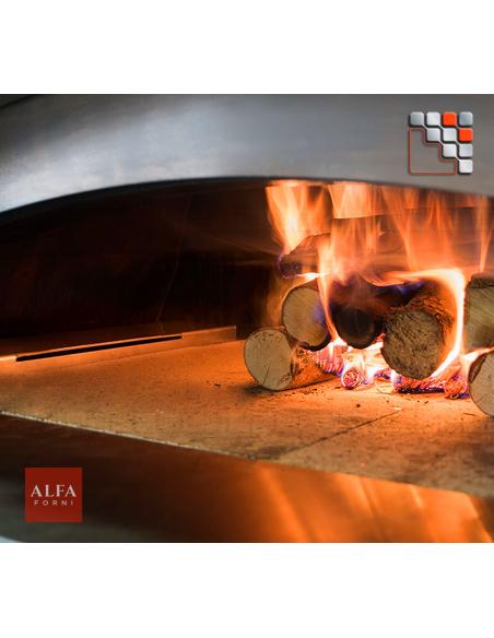 Alfa Forni Hybrid Wood Gas Oven Kit A32-FPIZ ALFA FORNI Accessoires Spécial Pizza Ustensils
