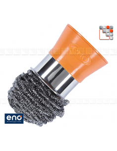 Support Boule Inox pour Plancha ENO E07-SBI53 ENO sas Accessoires Planchas ENO et Chariots Bois Inox
