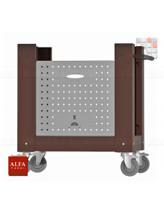 copy of Oven Pizza ONE Wood Alfa Forni A32-BF-ONE ALFA FORNI® Mobil Oven ALFA FORNI