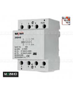 Contacteur 40A 400V MAINHO M36-COM MAINHO SAV - Accessoires Pièces détachées Electrique MAINHO