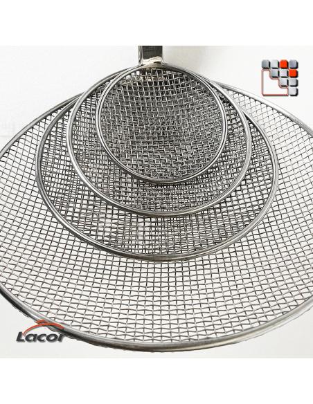 Ecumoires Gamme PRO LACOR G46-60417 GARCIMA La Ideal - Accessoires Ustensiles Paella Garcima