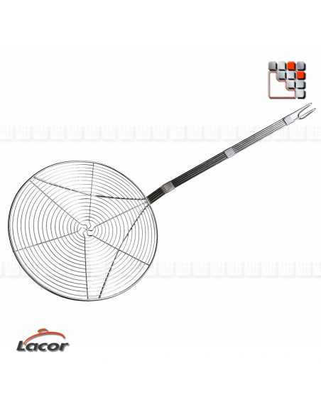Araignée Gamme PRO LACOR G46-635 GARCIMA La Ideal - Accessoires Friteuse Wok Four Vapeur