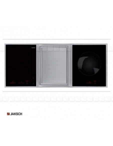 combi induction teppanyaki wok cle2280t. Black Bedroom Furniture Sets. Home Design Ideas